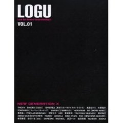 LOGU Vol.01 New generation X