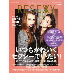 RESEXXY リゼクシーマガジン 2012Autumn Collection