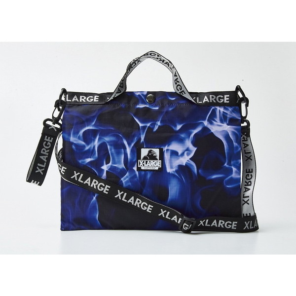 XLARGE 3WAY BLUE FIRE BAG BOOK