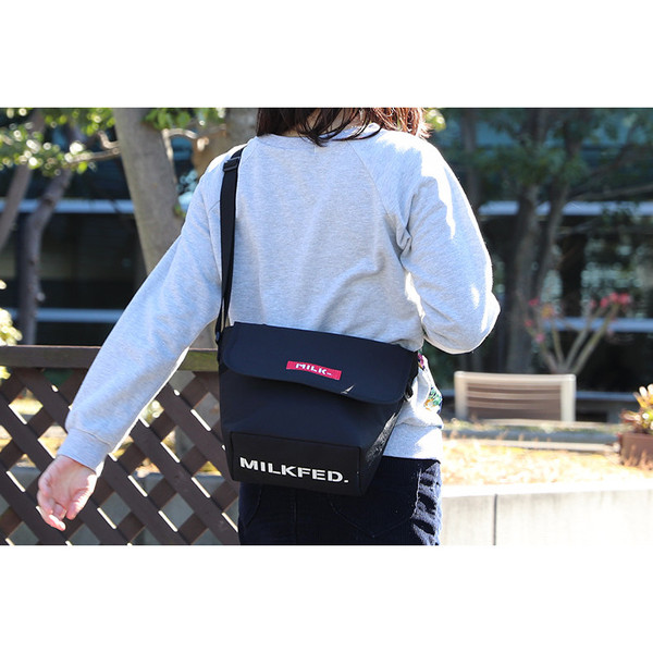 mini特別編集 MILKFED. SPECIAL BOOK Messenger Bag
