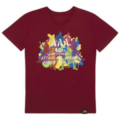 Tシャツ(L)(AAA ARENA TOUR 2015 グッズ)