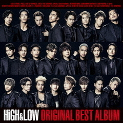 HiGH & LOW ORIGINAL BEST ALBUM(Blu-ray付)