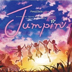 Poppin'Party/Jumpin'(Blu-ray付生産限定盤)