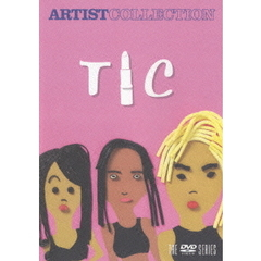 The Artist Collection DVD TLC ベスト・コレクションDVD <期間限定生産>