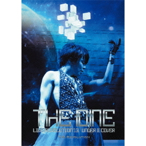 T.M.Revolution/T.M.R. LIVE REVOLUTION '13 -UNDER II COVER-(Blu-ray Disc)