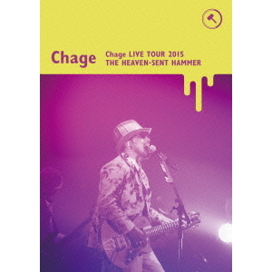 Chage/Chage Live Tour 2015 ~天使がくれたハンマー~ ライブBD(Blu-ray Disc)