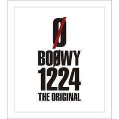 BOφWY/1224 -THE ORIGINAL-<通常盤>(Blu-ray)(Blu-ray Disc)
