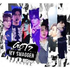 "GOT7/GOT7 ARENA SPECIAL 2017 ""MY SWAGGER"" in 国立代々木競技場第一体育館 完全生産限定版(Blu-ray Disc)"