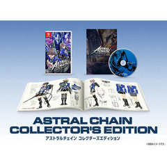 Nintendo Switch ASTRAL CHAIN COLLECTOR'S EDITION
