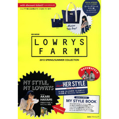 LOWRYS FARM 2013SPRING/SUMMER COLLECTION