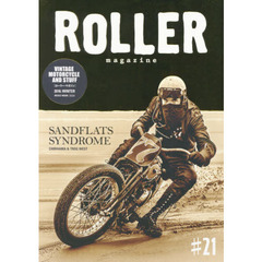 ROLLER magazine #21(2016.WINTER) SAND FLATS SYNDROME