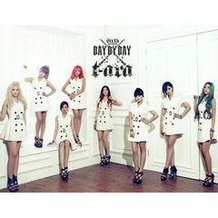 T-ARA/6TH MINI ALBUM : DAY BY DAY(輸入盤)