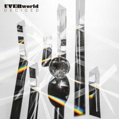 UVERworld/DECIDED(初回生産限定盤/CD+DVD)