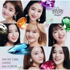OH MY GIRL JAPAN 2nd ALBUM(初回生産限定盤A)