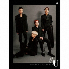 "WINNER THE BEST""SONG 4 U""(DVD付)"