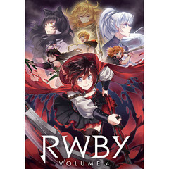 RWBY Volume4 <ノーカット版/通常仕様>(Blu-ray Disc)