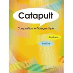 Catapult : Composition in Dialogue Style Student Book (128 pp) with Audio CD