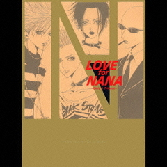 LOVE for NANA~Only 1 Tribute~(Black Stonesヴァージョン)(初回生産限定盤)