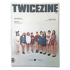 TWICE/TWICEZINE VOL. 1【写真集】(輸入盤)