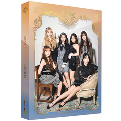 GFRIEND/2ND ALBUM : TIME FOR US (MIDNIGHT VER)(外付特典:ポスター)(輸入盤)