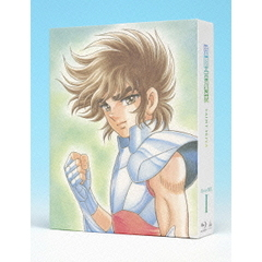 聖闘士星矢 Blu-ray BOX I(Blu-ray Disc)
