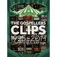 ゴスペラーズ/THE GOSPELLERS CLIPS 1995-2014 ~Complete Blu-ray Box~ <完全生産限定盤>(Blu-ray Disc)