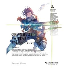 GRANBLUE FANTASY The Animation 3 <完全生産限定版>(Blu-ray Disc)