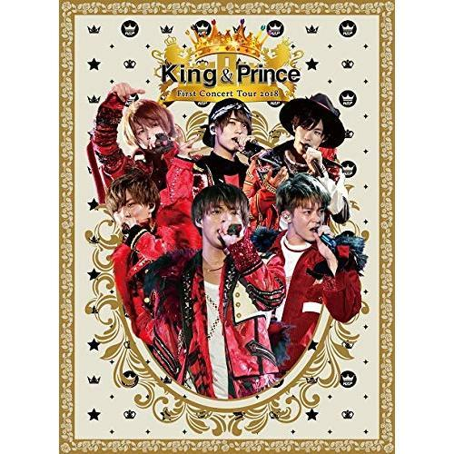 King & Prince/King & Prince First Concert Tour 2018 DVD 初回限定盤【次回入荷予約】