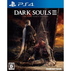 PS4 DARK SOULS III THE FIRE FADES EDITION