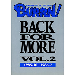 Back for more Vol.2 1985.10-1986.7