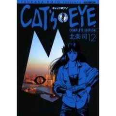 CAT'S・EYE COMPLETE EDITION 12