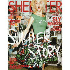 SHEL'TTER #30(2014SUMMER) SUMMER STORY MOUSSY/SLY/RODEO CROWNS/rienda/BLACK BY MOUSSY etc.