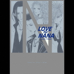 LOVE for NANA~Only 1 Tribute~(TRAPNESTヴァージョン)(初回生産限定盤)