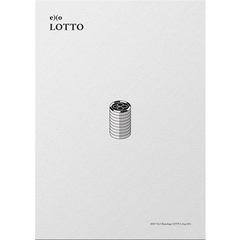 EXO/3RD REPACKAGE ALBUM : LOTTO (KOREAN VER.)(輸入盤)