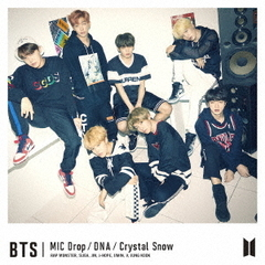 MIC Drop/DNA/Crystal Snow(初回限定盤B)