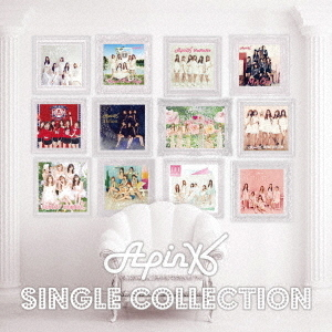 APINK SINGLE COLLECTION(初回生産限定盤)