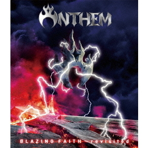ANTHEM/BLAZING FAITH ~revisited <Deluxe Edition>(Blu-ray Disc)