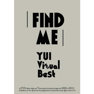 YUI/FIND ME YUI Visual Best(Blu-ray Disc)