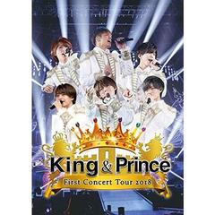 King & Prince/King & Prince First Concert Tour 2018 DVD 通常盤【次回入荷予約】