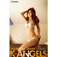 K-ANGELS VOL.10 KIM SEYON (キム・セウン) Complete版