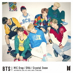 MIC Drop/DNA/Crystal Snow(初回限定盤C)