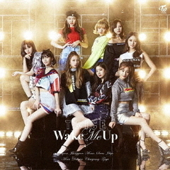 TWICE/Wake Me Up(通常盤)
