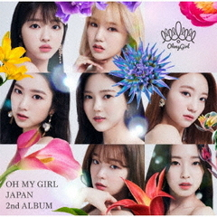 OH MY GIRL JAPAN 2nd ALBUM