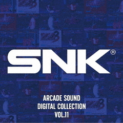 SNK ARCADE SOUND DIGITAL COLLECTION Vol.11
