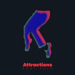Attractions/POST PULP(初回限定盤/CD)