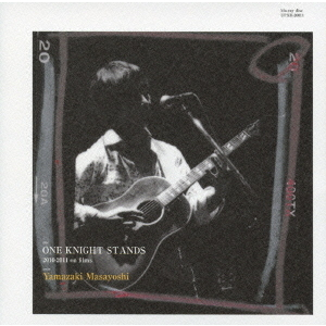 山崎まさよし/ONE KNIGHT STANDS 2010-2011 on films(Blu-ray Disc)