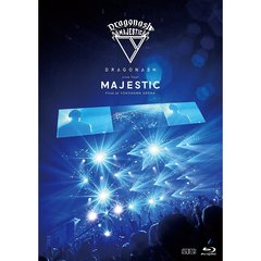 Dragon Ash/Live Tour MAJESTIC Final at YOKOHAMA ARENA Blu-ray 通常盤(Blu-ray Disc)