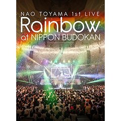 東山奈央/1st LIVE 「Rainbow」 at 日本武道館(Blu-ray Disc)