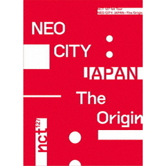 NCT 127/NCT 127 1st Tour 'NEO CITY : JAPAN - The Origin' 初回生産限定盤(DVD)