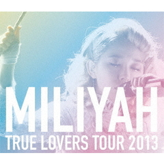 加藤ミリヤ/TRUE LOVERS TOUR 2013 <SING for ONE ~Best Live Selection~/期間生産限定>(Blu-ray)